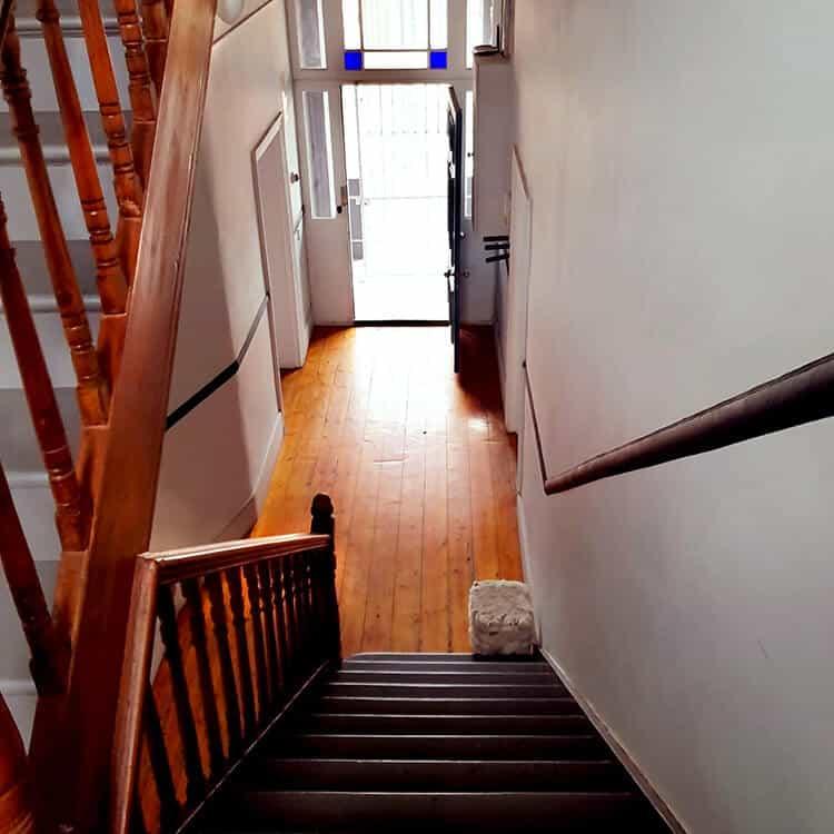 Upstairs- Capehavana